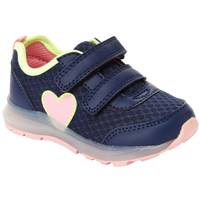 Carter's Girls' Davita Lighted Athletic Shoe Navy from Blain's Farm and Fleet