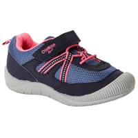 Oshkosh B'Gosh Girls' Abigail Athletic Shoe Navy from Blain's Farm and Fleet