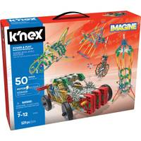 K'NEX Imagine Power & Play Motorize 50 Model Building Set from Blain's Farm and Fleet