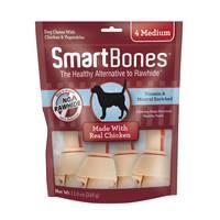 Petmatrix SmartBones 4-Pack Medium Vegetable & Chicken Dog Chews from Blain's Farm and Fleet