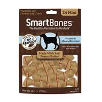 Petmatrix SmartBones 24 Mini Vegetable, Chicken & Peanut Butter Dog Chews from Blain's Farm and Fleet