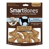 Petmatrix SmartBones 4-Pack Medium Vegetable, Chicken & Peanut Butter Dog Chews from Blain's Farm and Fleet