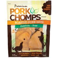 Pork Chomps 10-Piece Pork Chomp Premium Pork Earz from Blain's Farm and Fleet
