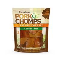 Pork Chomps 10-Piece Pork Chomp Premium Pork Earz from Blain's Farm and Fleet