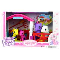 Gi-Go Toys Wonder Pony Land Pretty Unicorn Stable Assortment from Blain's Farm and Fleet