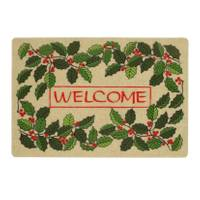 Mohawk Home Hand Drawn Holly Printed Rug from Blain's Farm and Fleet