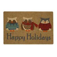 Mohawk Home Winters Day Owls Printed Rug from Blain's Farm and Fleet