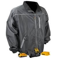 DEWALT Men's Heated Lightweight Shell Jacket from Blain's Farm and Fleet