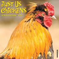 Willow Creek Press 2019 Just Us Chickens Wall Calendar from Blain's Farm and Fleet