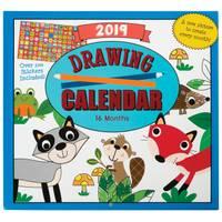 Houseware Distributors 2019 Childrens Drawing Calendar from Blain's Farm and Fleet