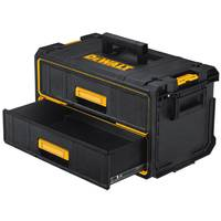 DEWALT 2-Drawer Tough System Waterseal Unit from Blain's Farm and Fleet