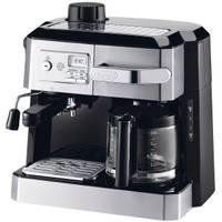 De'Longhi Combo Steam Espresso 10 Cup Coffee Maker from Blain's Farm and Fleet