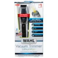 Wahl Lithium Ion Vacuum Trimmer from Blain's Farm and Fleet