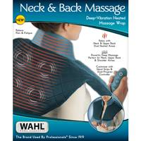 Wahl Heat Massage and Vibrating Back & Neck Wrap from Blain's Farm and Fleet