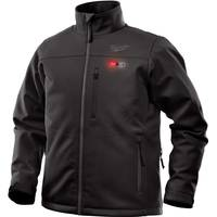 Milwaukee Men's M12 Black Heated Jacket from Blain's Farm and Fleet