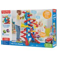 Fisher-Price Little People Wheelies Take Turns Skyway from Blain's Farm and Fleet