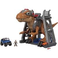 Imaginext Jurassic World Jurassic Rex from Blain's Farm and Fleet