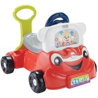 Fisher-Price Laugh & Learn 3-in-1 Smart Car from Blain's Farm and Fleet