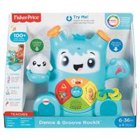 Fisher-Price Smart Moves RockIt from Blain's Farm and Fleet