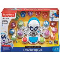 Fisher-Price Think N Learn Rocktopus from Blain's Farm and Fleet