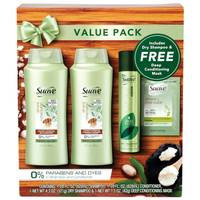 Suave Almond Hair Pro Holiday Gift Set from Blain's Farm and Fleet