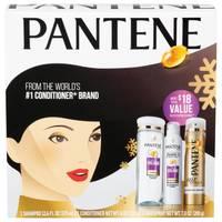 Pantene Hair Volume Holiday Gift Set from Blain's Farm and Fleet