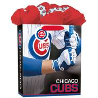 Lang Chicago Cubs Large GoGo Gift Bags from Blain's Farm and Fleet