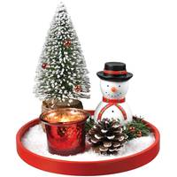 Pomeroy Frosty Centerpiece from Blain's Farm and Fleet