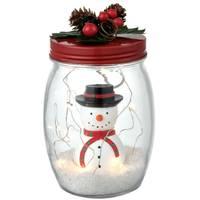 Pomeroy Frosty Lightscape from Blain's Farm and Fleet