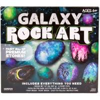 Horizon Group USA Galaxy Rock Art from Blain's Farm and Fleet