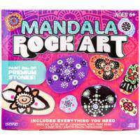Horizon Group USA Mandala Rock Art from Blain's Farm and Fleet