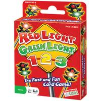 Endless Games Green Light Red Light Card Game from Blain's Farm and Fleet