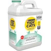 Tidy Cats 20 lb Fresh & Clean Unscent Clumping Litter from Blain's Farm and Fleet