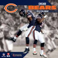 Lang Chicago Bears 12x12 Wall Calendar from Blain's Farm and Fleet