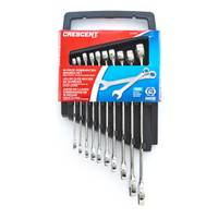 Crescent 10-Piece Combination Metric Wrench Set from Blain's Farm and Fleet