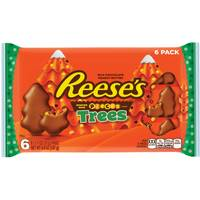 Reese's 6-Pack Trees with Pieces from Blain's Farm and Fleet