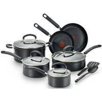 T-Fal 12-piece Advance Forged Titanium Cookware Set from Blain's Farm and Fleet