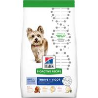 Hill's Bioactive Recipe 11 lb Thrive + Vigor Small Breed Dry Dog Food from Blain's Farm and Fleet