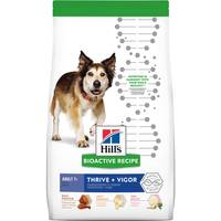 Hill's Bioactive Recipe 11 lb Thrive + Vigor Adult Breed Dry Dog Food from Blain's Farm and Fleet