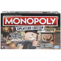 Hasbro Monopoly Cheaters Edition Game from Blain's Farm and Fleet