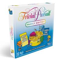 Hasbro Trivial Pursuit Family Edition Game from Blain's Farm and Fleet