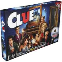 Hasbro Clue Classic Reveal Game from Blain's Farm and Fleet