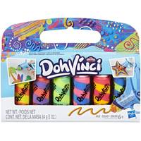 Play-Doh 6-Pack Vinci Deco Pop from Blain's Farm and Fleet