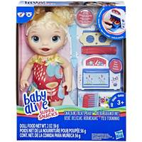 Hasbro Baby Alive Snackin Treat Blonde Baby from Blain's Farm and Fleet