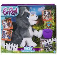 Hasbro Fur Real Ricky the Trick Lovin Pup from Blain's Farm and Fleet