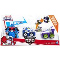 Hasbro Playskool TRA Robot Flipracer Multipack Assortment from Blain's Farm and Fleet