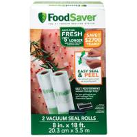 FoodSaver 2-Pack Vacuum Seal Roll from Blain's Farm and Fleet