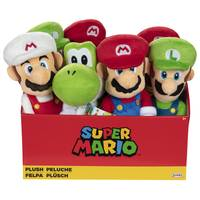 Jakks Pacific Nintendo Plush Assortment from Blain's Farm and Fleet