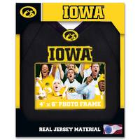 MasterPieces Iowa Hawkeyes Uniformed Picture Frame from Blain's Farm and Fleet