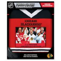 MasterPieces Chicago Blackhawks Uniform Picture Frame from Blain's Farm and Fleet